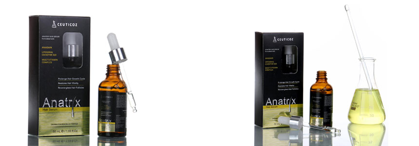 Ceuticoz Anatrix Hair Growth Products